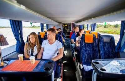 Как выспаться в автобусе?